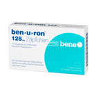 BEN-U-RON 125 mg Saeuglings-Suppos.