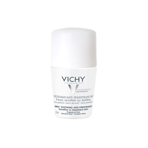 VICHY DEO Roll on Sensitiv Anti Transpirant 48h
